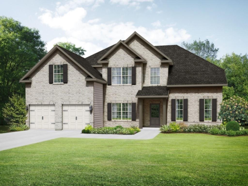 3825 The Great Drive, Atlanta, GA 30349 - MLS#: 6881539
