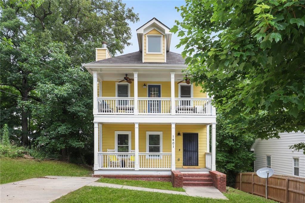 1401 Rome Drive NW, Atlanta, GA 30314 - MLS#: 6891539