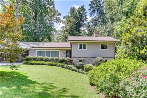 Photo of 1658 Crestline Drive NE, Atlanta, GA 30345 (MLS # 6755540)