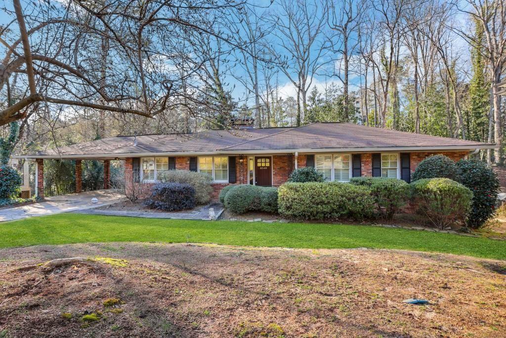 6540 Scott Valley Road, Atlanta, GA 30328 - MLS#: 6849540
