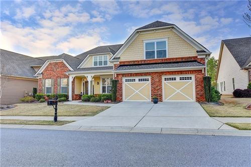 Photo of 3744 Golden Leaf Point SW, Gainesville, GA 30504 (MLS # 6865542)