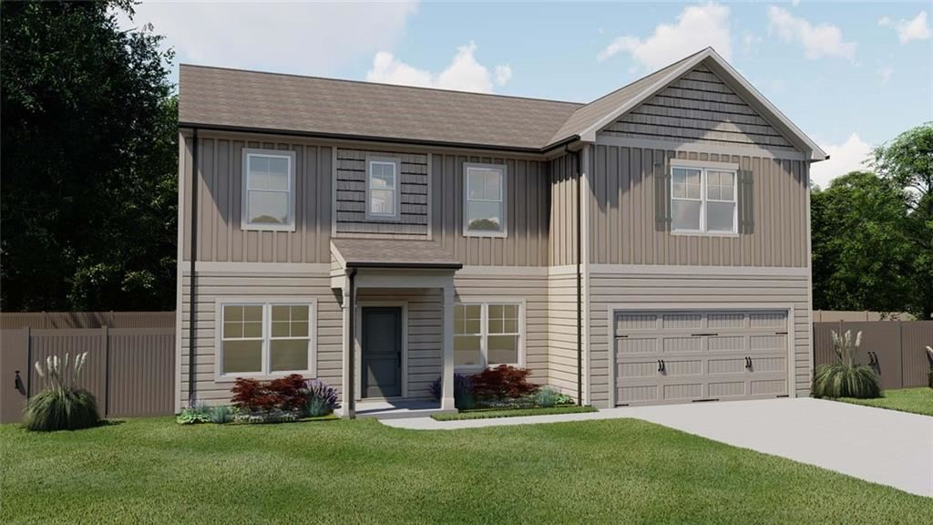 82 Creekside Bluff Way, Auburn, GA 30011 - MLS#: 6792542