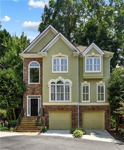 Photo of 1153 Chantilly Ridge NE #1, Atlanta, GA 30324 (MLS # 6933543)