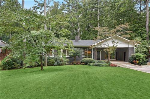 Photo of 1480 Fama Drive, Atlanta, GA 30329 (MLS # 6785545)