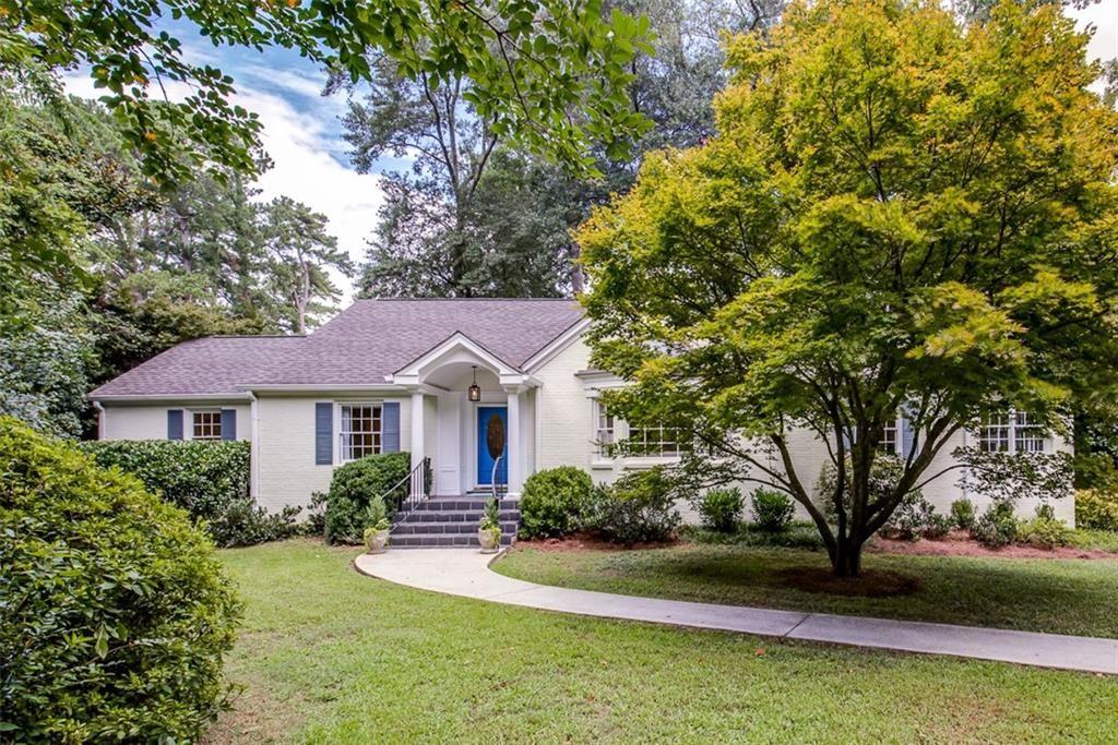 1250 Oakdale Road NE, Atlanta, GA 30307 - MLS#: 6933550