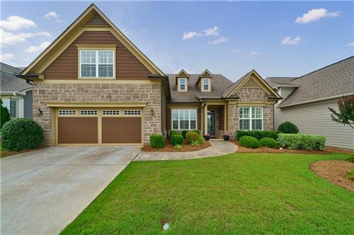 Photo of 3715 Cypresswood Point SW, Gainesville, GA 30504 (MLS # 6893552)