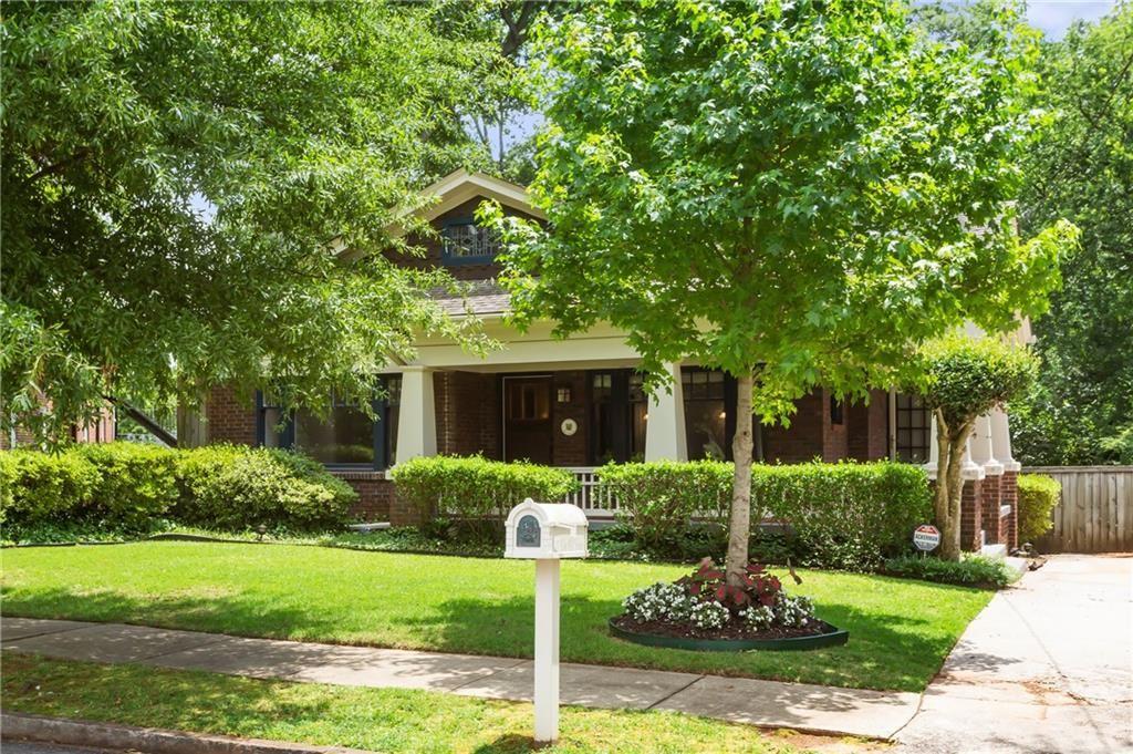 Photo of 121 E Hill Street, Decatur, GA 30030 (MLS # 6917552)