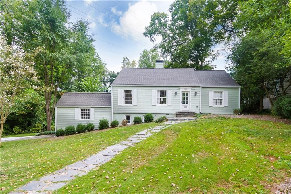 Photo for 383 Redland Road NW, Atlanta, GA 30309 (MLS # 6618553)