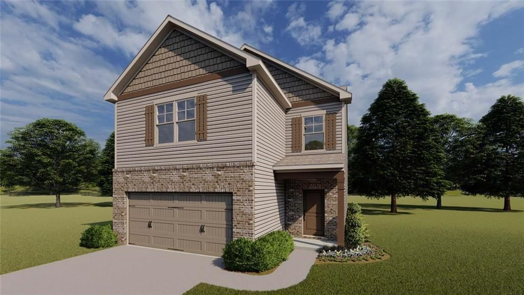 72 Auburn Crossing Drive, Auburn, GA 30011 - MLS#: 6667553