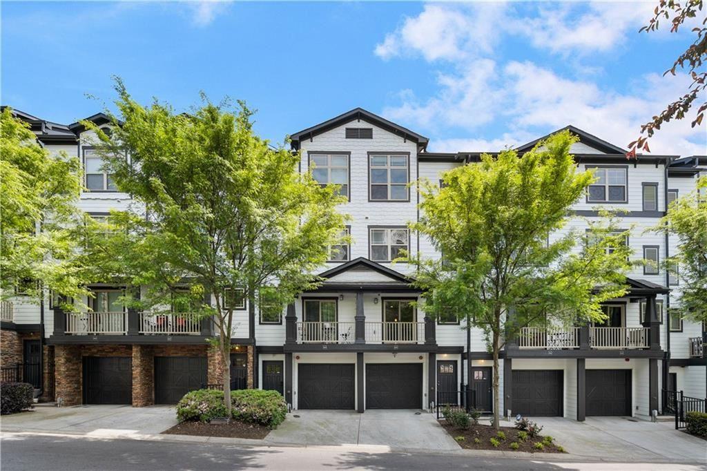 Photo for 215 Semel Drive NW #458, Atlanta, GA 30309 (MLS # 6875553)