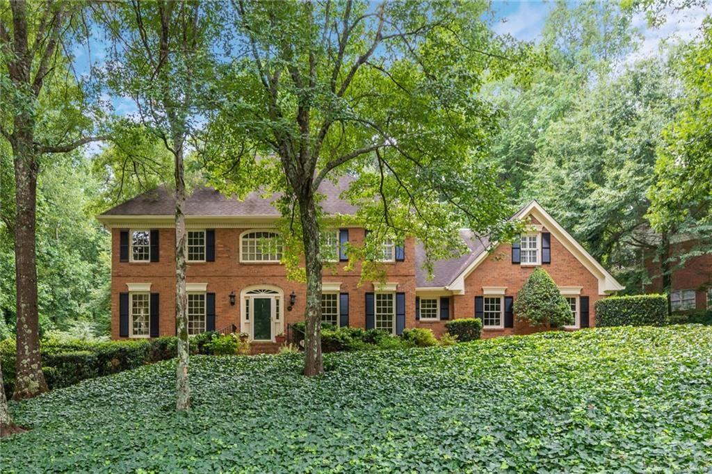 1545 Bakers Glen Drive, Atlanta, GA 30350 - MLS#: 6765555