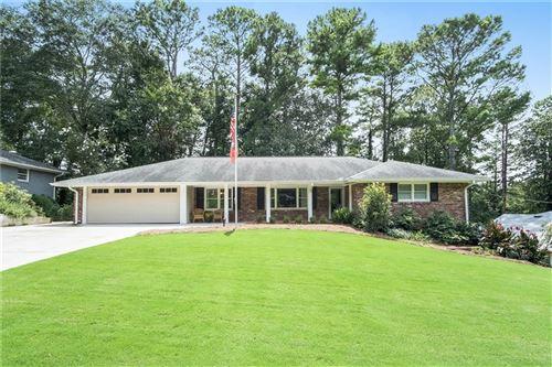 Photo of 2487 Sherbrooke Drive NE, Atlanta, GA 30345 (MLS # 6773559)