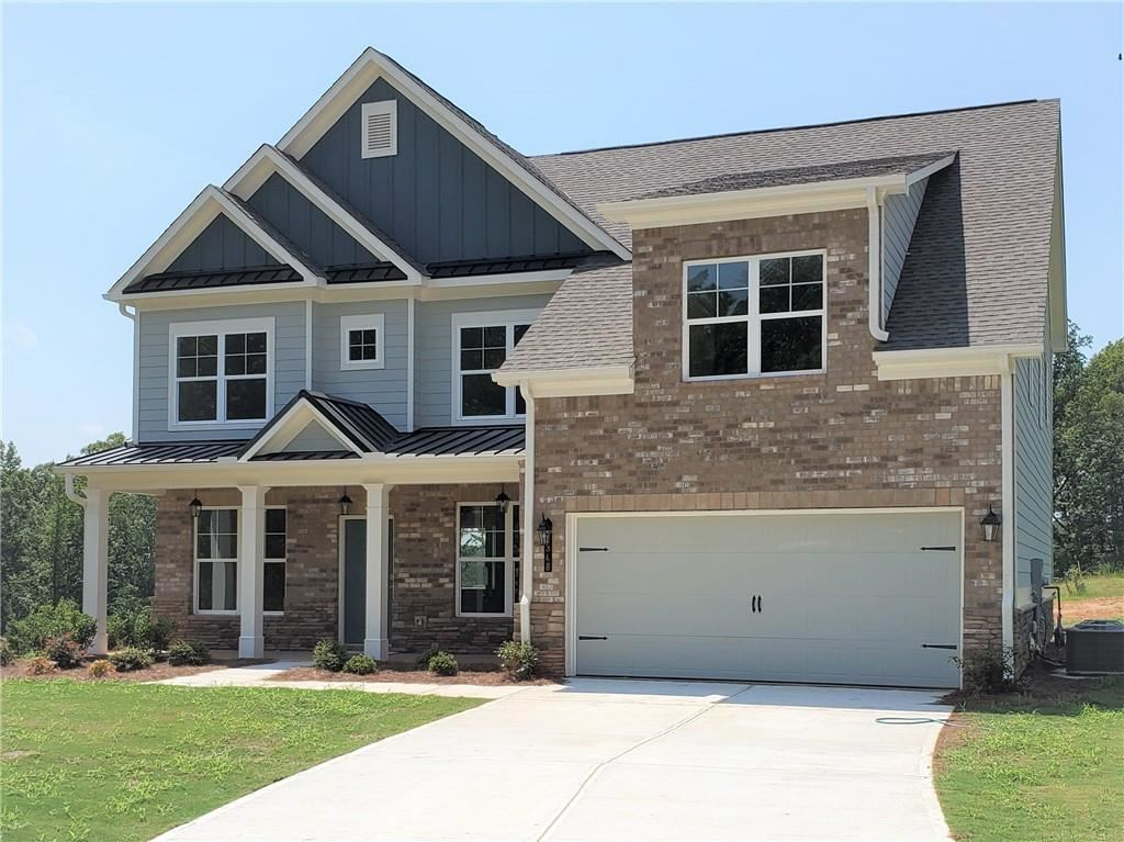 1348 Pond Overlook Drive, Auburn, GA 30011 - #: 6686559