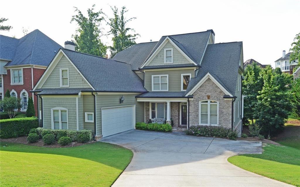 Photo of 3283 Heathchase Lane, Suwanee, GA 30024 (MLS # 6796562)