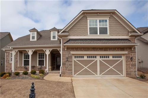 Photo of 3734 Cypresswood Point SW, Gainesville, GA 30504 (MLS # 6847564)