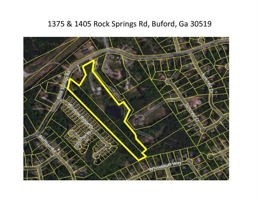 1405 Rock Springs Road, Buford, GA 30519 - MLS#: 6765564