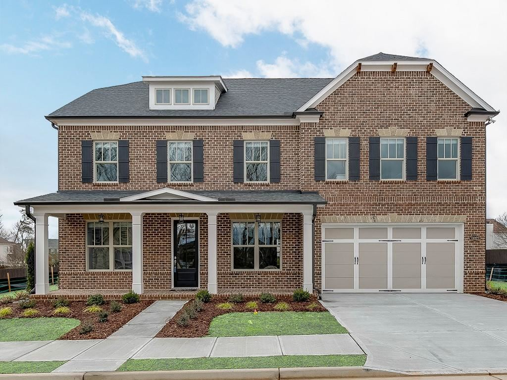 Photo for 11023 Ellsworth Cove, Johns Creek, GA 30024 (MLS # 6682566)