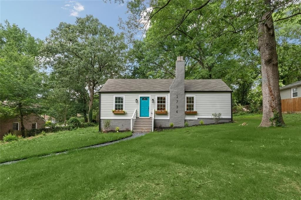 Photo of 1743 OLD HICKORY Street, Decatur, GA 30032 (MLS # 6944568)
