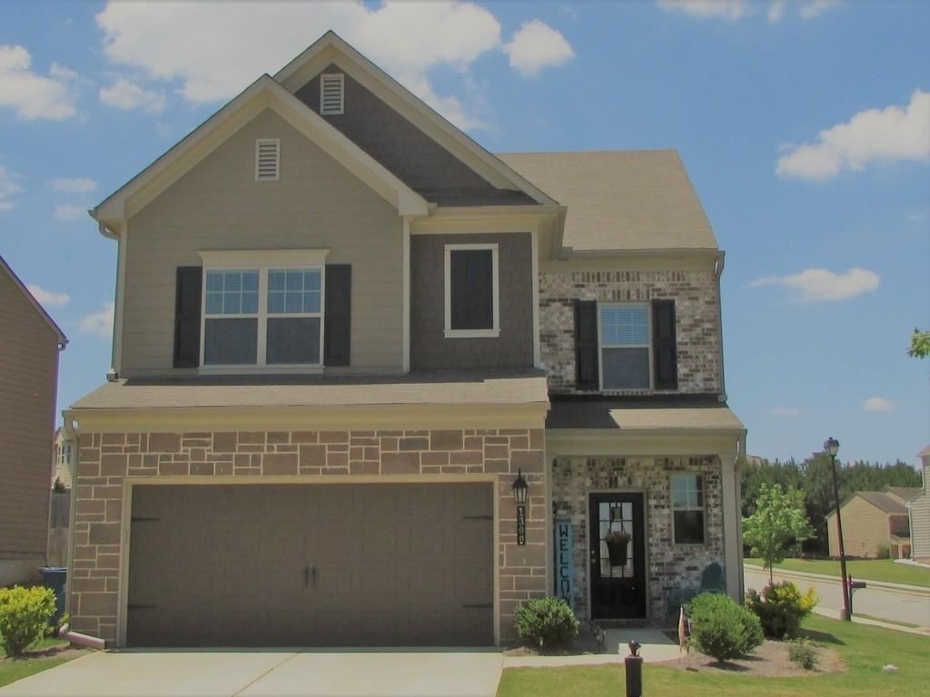 Photo for 1309 Star Water Drive, Lawrenceville, GA 30045 (MLS # 6557571)