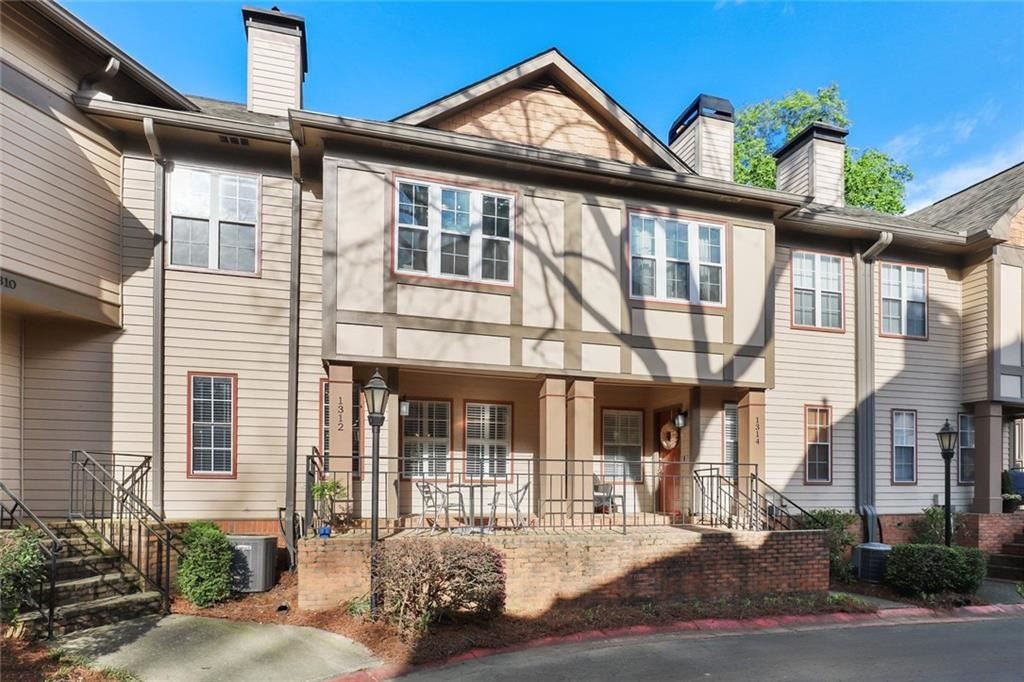 1312 Stillwood Chase NE, Atlanta, GA 30306 - MLS#: 6703571