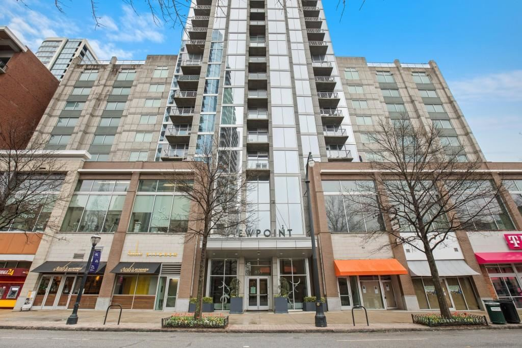 855 Peachtree Street #2311 UNIT 2311, Atlanta, GA 30308 - MLS#: 6855574