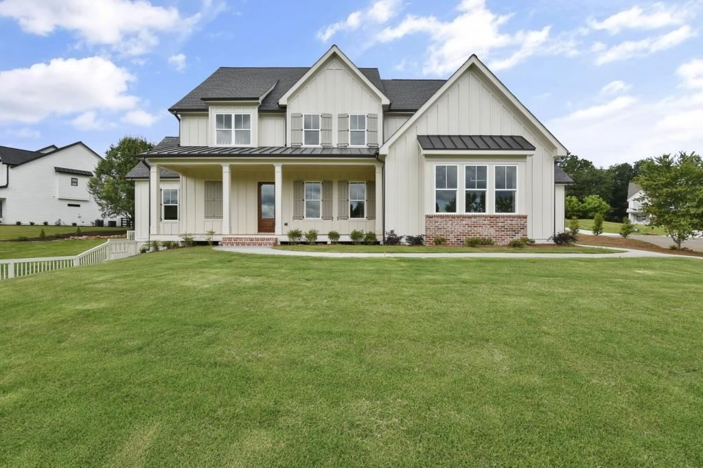 201 Ivy Meadow Way, Ball Ground, GA 30107 - #: 6742576