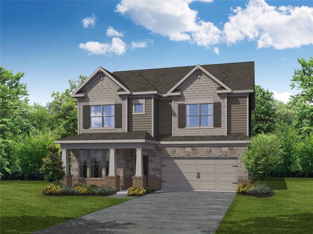 3221 Andover Way, Buford, GA 30519 - MLS#: 6724578