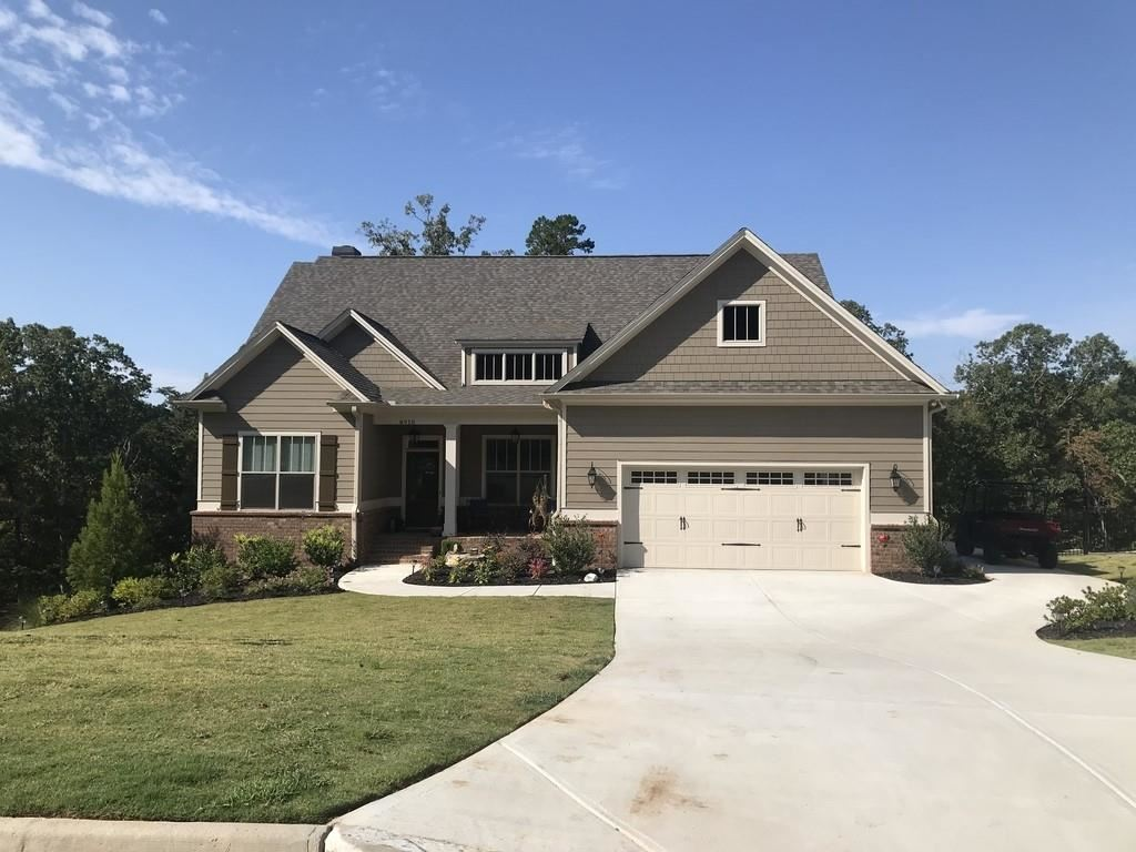 Photo for 8760 Port View Drive, Gainesville, GA 30506 (MLS # 6617581)