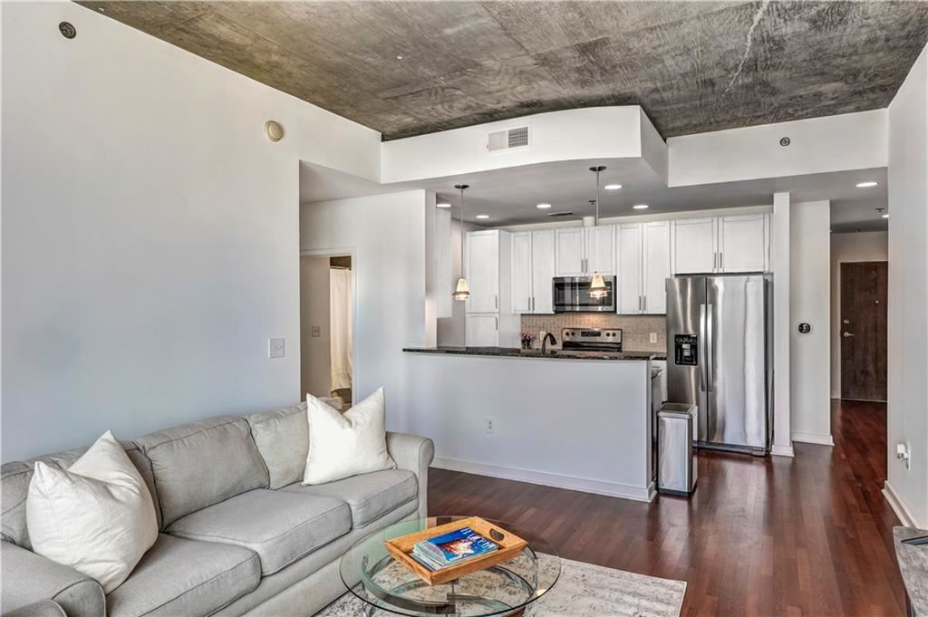 855 Peachtree Street NE #2106 UNIT 2106, Atlanta, GA 30308 - MLS#: 6862585