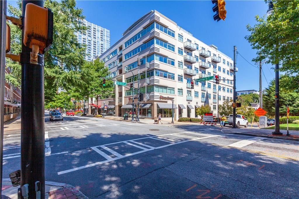Photo for 805 Peachtree Street NE #209, Atlanta, GA 30308 (MLS # 6792586)