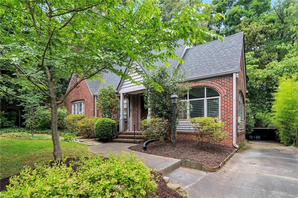 Photo of 1696 N Rock Springs Road NE, Atlanta, GA 30324 (MLS # 6896586)
