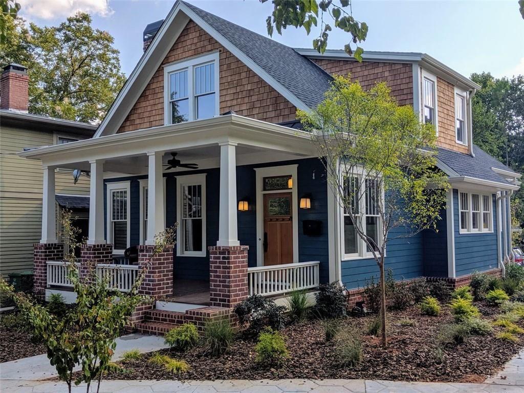 Photo of 993 Albion Avenue NE, Atlanta, GA 30307 (MLS # 6864590)