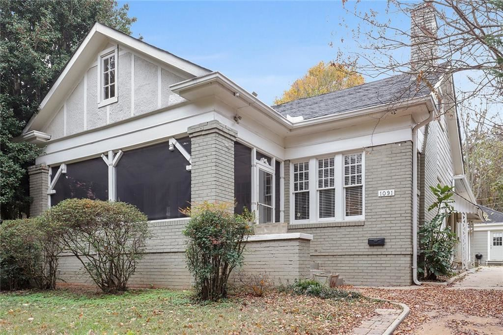 1091 Saint Charles Place NE, Atlanta, GA 30306 - MLS#: 6633592