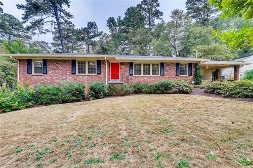 Photo of 3242 Wiltshire Drive, Avondale Estates, GA 30002 (MLS # 6803594)