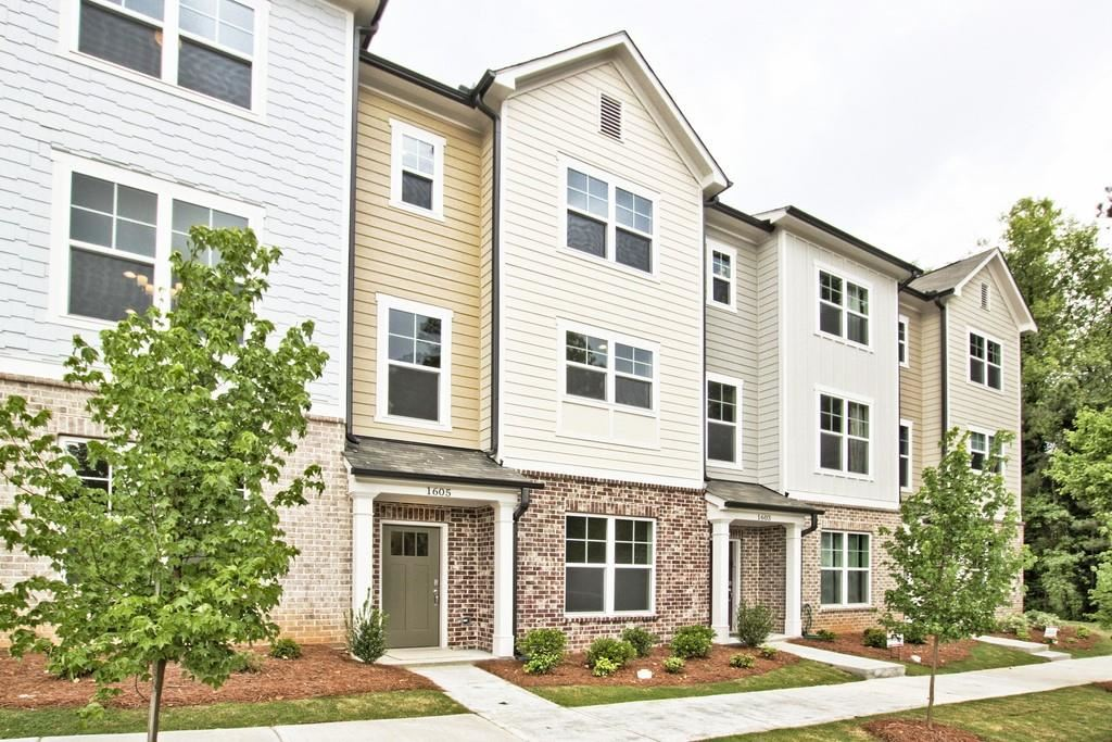 1614 Falcon Crest Way #61 UNIT 61, Decatur, GA 30032 - MLS#: 6821594