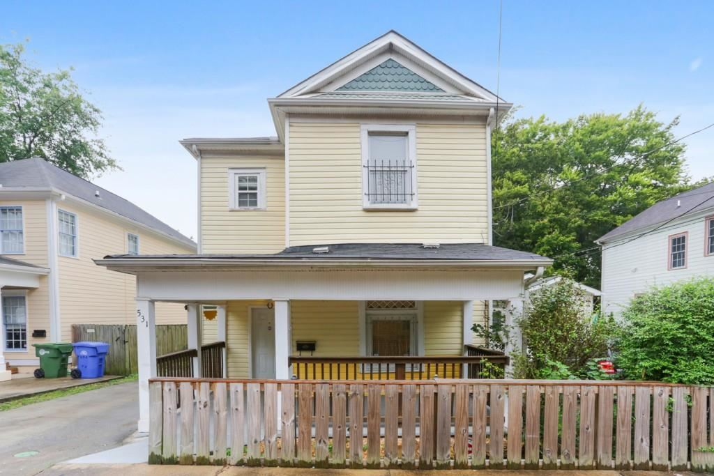 Photo of 531 Connally Street SE, Atlanta, GA 30312 (MLS # 6796599)