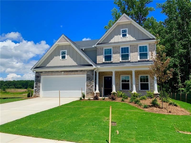 344 Reserve Overlook Drive, Holly Springs, GA 30518 - #: 6643600