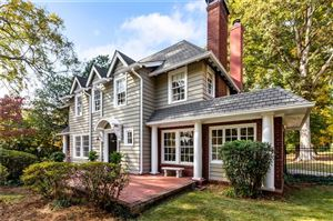 Photo of 1028 Oxford Road NE, Atlanta, GA 30306 (MLS # 6644602)