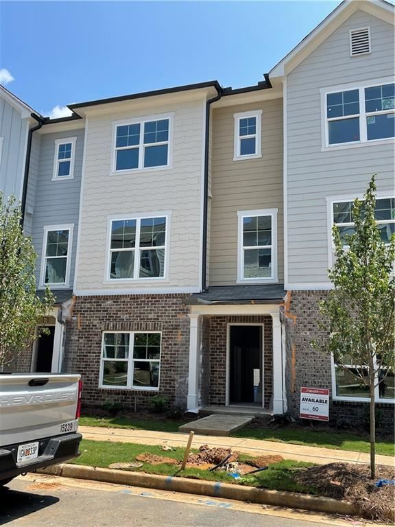 1612 Falcon Crest Way #60 UNIT 60, Decatur, GA 30032 - MLS#: 6821603