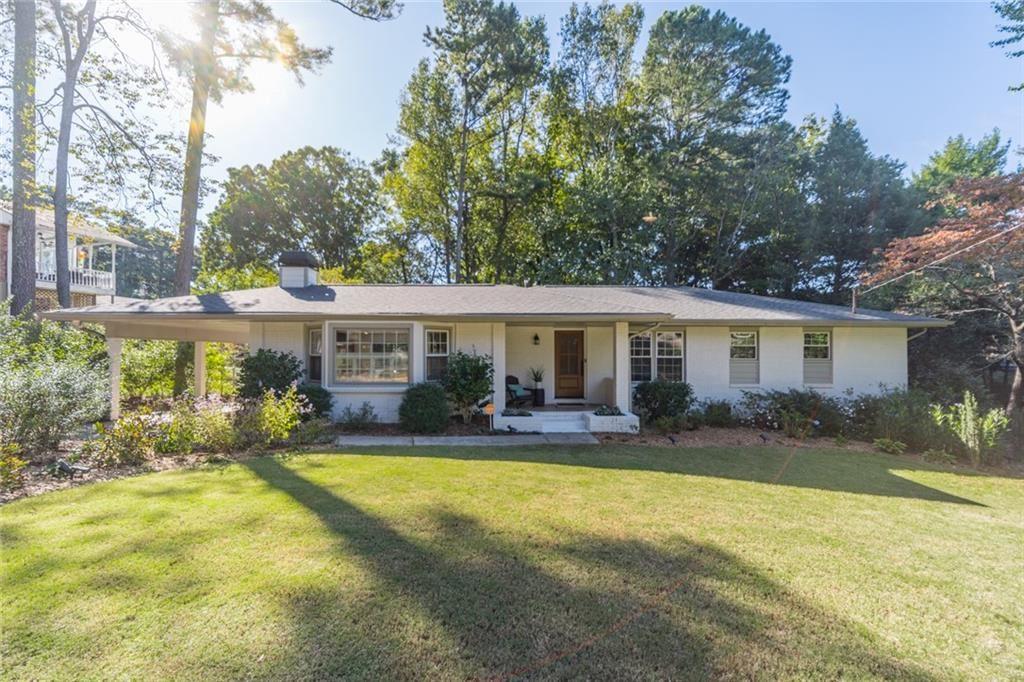 Photo of 2871 Delcourt Drive, Decatur, GA 30033 (MLS # 6955603)