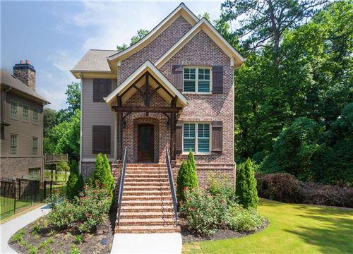 Photo of 2596 N Druid Hills Road NE, Atlanta, GA 30329 (MLS # 6735608)