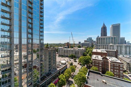 Tiny photo for 860 Peachtree Street NE #1302, Atlanta, GA 30308 (MLS # 6875609)