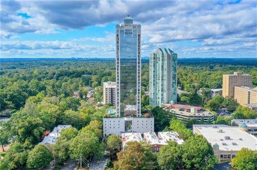 Photo of 2828 Peachtree Road NW #703, Atlanta, GA 30305 (MLS # 6796610)
