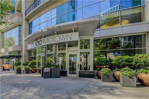 Photo of 1080 Peachtree Street NE #3109, Atlanta, GA 30309 (MLS # 6885610)