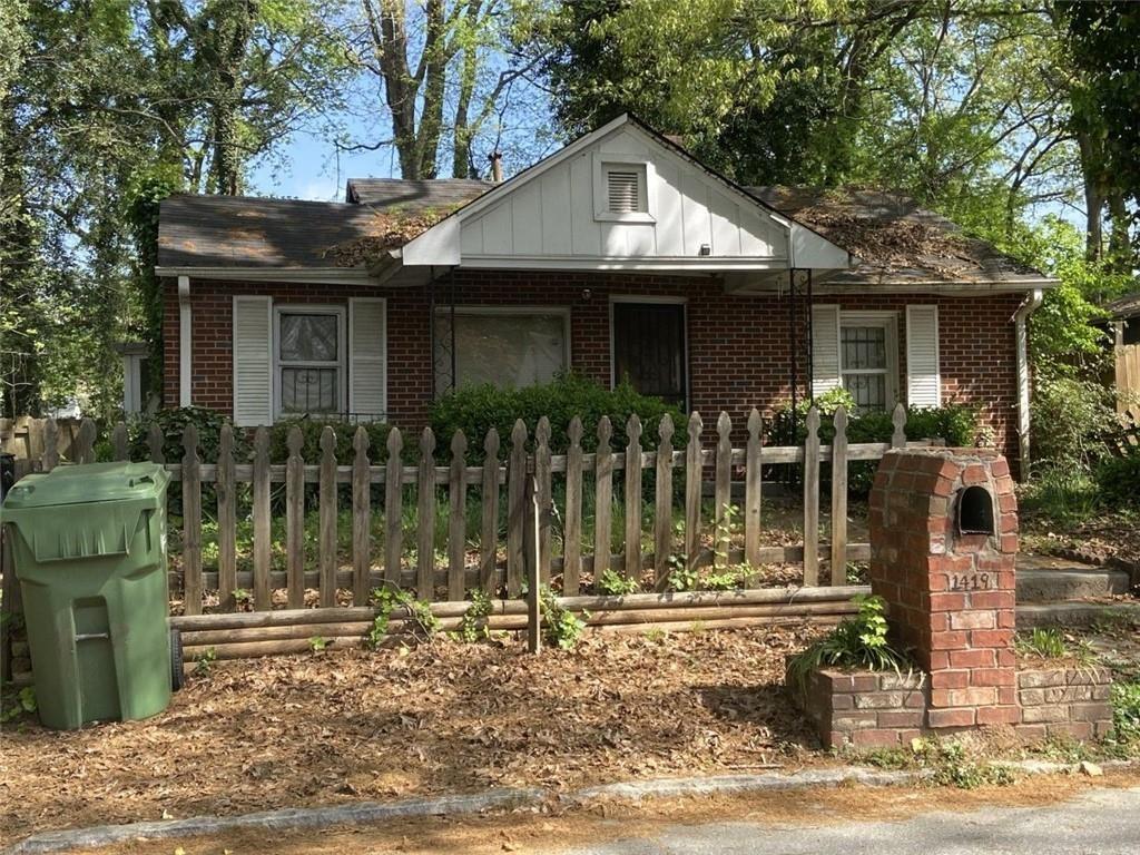 1419 EASON Street NW, Atlanta, GA 30314 - MLS#: 6883612