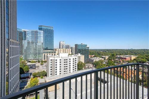 Tiny photo for 943 Peachtree Street NE #1318, Atlanta, GA 30309 (MLS # 6795614)