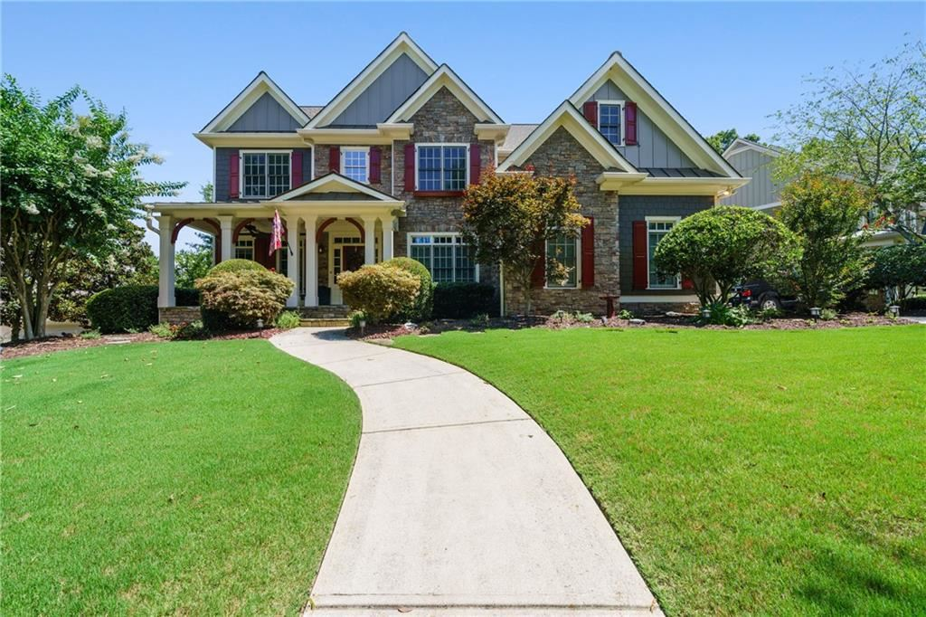Photo of 6834 Grand Marina Circle, Gainesville, GA 30506 (MLS # 6754618)