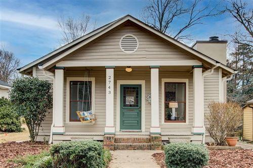 Photo of 2743 Zoar Avenue, Decatur, GA 30030 (MLS # 6830619)