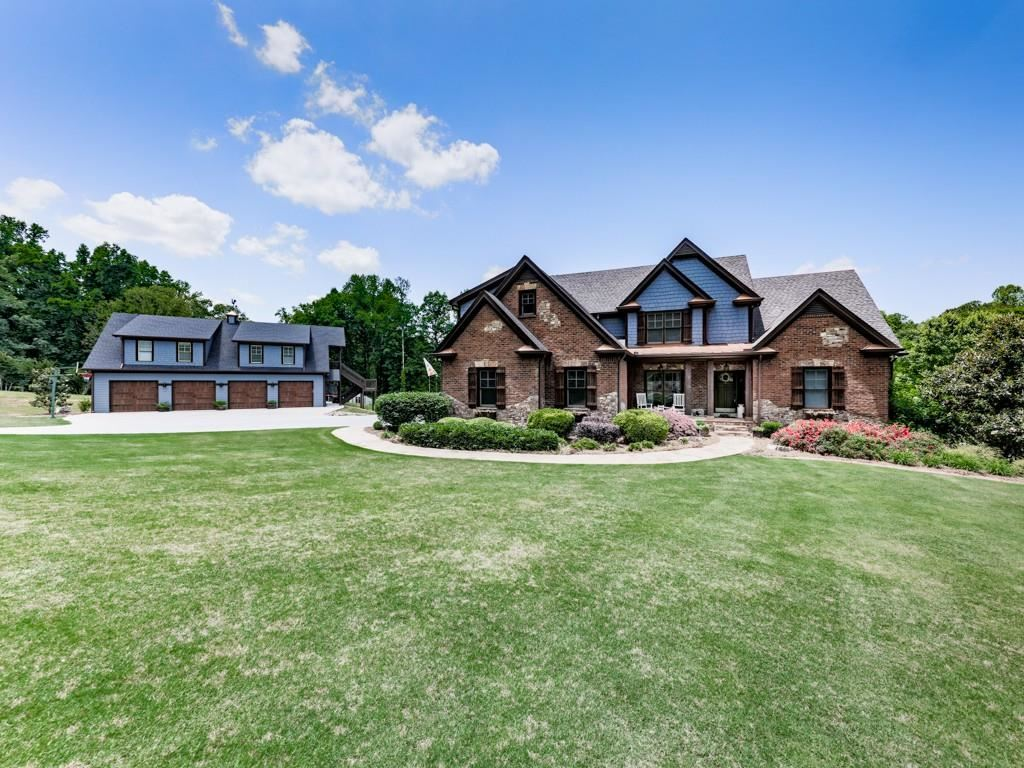 Photo for 480 Cherokee Point Drive, Canton, GA 30114 (MLS # 6557624)