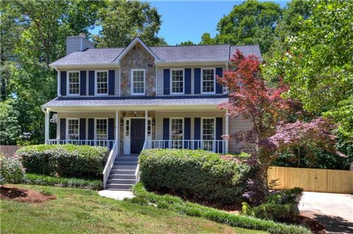 Photo of 987 West Mill Bend NW, Kennesaw, GA 30152 (MLS # 6730627)